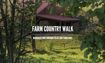 Farm country Walk – Marchissy to Longirod